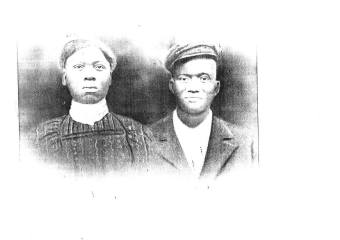 Sally Davis-Hampton & David (Sambo) Hampton