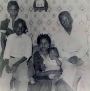 The Fifthy's Hampton Family