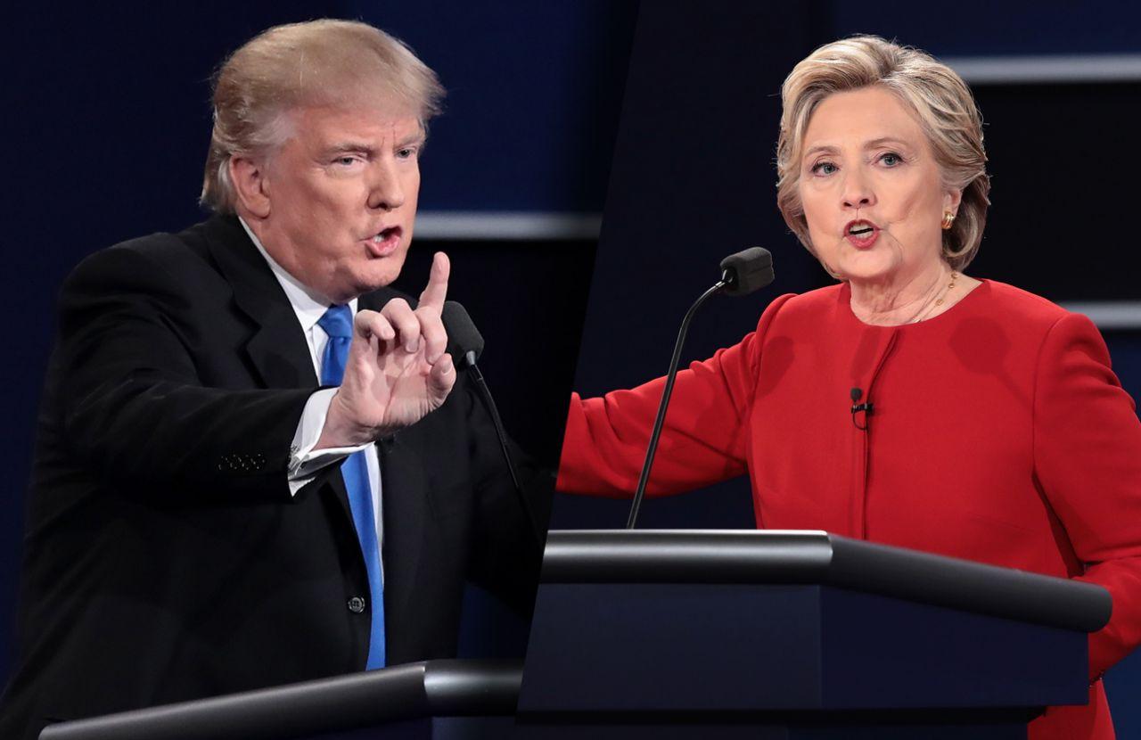 trump-clinton-at-debate