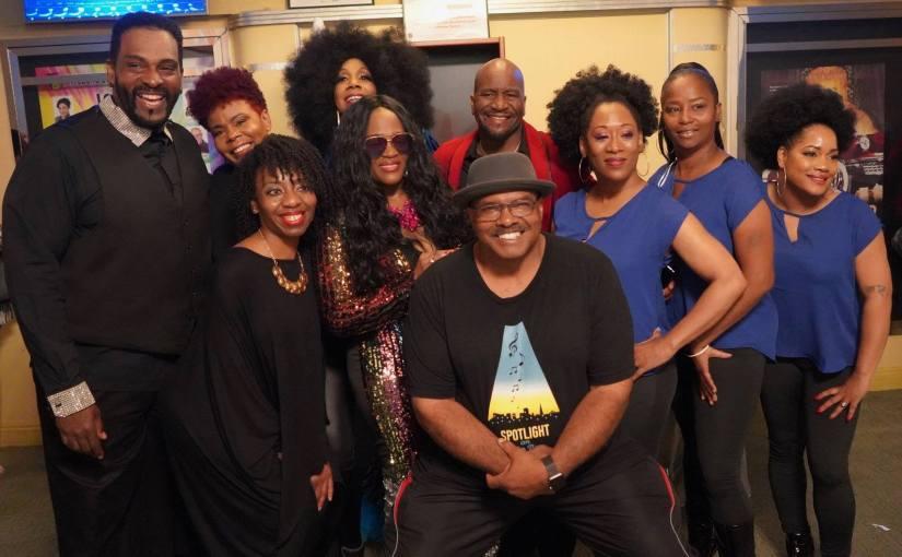 Soulbeat TV's Chaka Khan-Barry WhiteTribute
